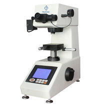 Vickers hardness tester / bench-top / digital display / for coatings