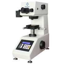 Vickers hardness tester / bench-top / micro / for coatings