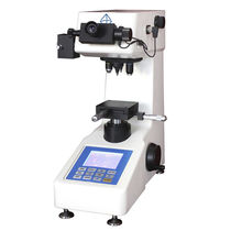 Micro Vickers hardness tester / bench-top / dual indenter / for coatings