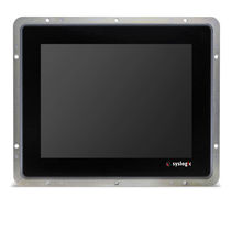 Panel PC with touch screen / 1024 x 768 / Intel® Atom / fanless