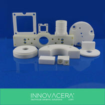 Insulation panel / flexible / glass ceramic / machinable