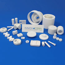 Electric isolator / ceramic / high-voltage / alumina
