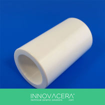 Zirconium dioxide ceramic tube
