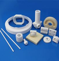 Electric isolator / ceramic / DC / alumina