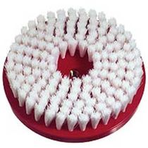 abrasive nylon disc brush for cleaning, polishing, deburring  KULLEN