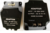 AC/AC power supply: voltage converter 2A, 220 to 16.5 V aupax industrial company