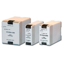AC/DC power supply: DIN rail module 100 - 240 V / 24 V, max. 5 A | FP-PS24 Panasonic Electric Works Europe AG