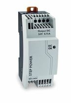 AC/DC power supply : DIN rail mounted converter  BEI Industrial Encoder Division