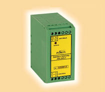 AC/DC power supply: DIN rail stabilized voltage rectifier 24 V, 100 mA | ZSL24/0,1    Peltron TPH Sp. z o.o.