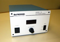 AC/DC power supply: linear regulator  McPherson, Inc.