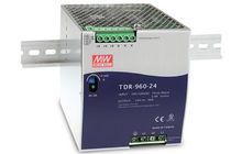 AC/DC power supply: voltage rectifier for DIN rail 960 W | TDR-960 Mean Well