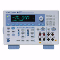 AC/DC power supply: voltage rectifier / measuring device 7 V, 3.2 A / 18 V, 1.2 A | GS820 YOKOGAWA Europe