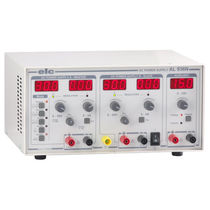 AC/DC power supply: laboratory voltage rectifier 2 X (0 - 30V) (0 - 3A), 1 - 15 V, 200 W, RoHs, GS | AL 936N ELC