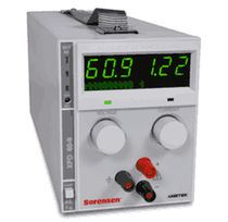 AC/DC power supply: programmable voltage rectifier 8 - 120 V, 0 - 500 W | Sorensen XPD series AMETEK Programmable Power