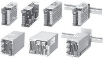 AC/DC switch-mode power supply: DIN rail metal frame 50 - 600 W | S8JX-P Omron Europe
