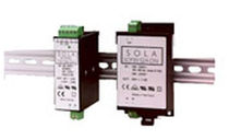 AC/DC switch-mode power supply : DIN rail mounted converter 0.6 - 6 A, 3.3 - 48 V | SCP series SolaHD