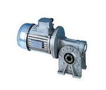AC electric worm gearmotor 0.03 - 36 kW | RI KOPP France