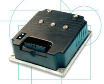AC motor speed controller 24 - 48 V, 70 A, IP65 | 1222 Curtis Instruments
