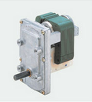 AC shaded pole spur electric gearmotor  SPG