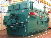 AC synchronous electric motor 10 - 100 MW (13 000 - 130 000 hp), 11 kV | MAX Inverter-Fed Brush HMA