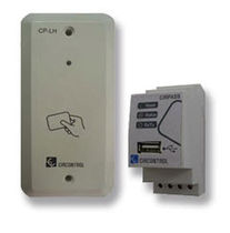 access control system with management software CIRPASS CIRCONTROL SA