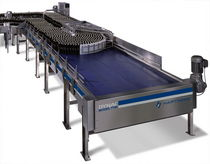 accumulation belt conveyor 1 175 kg | DYNAC 7100 Hartness International
