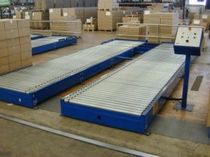 accumulation roller conveyor  SCM Materials Handling