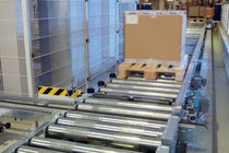accumulation roller conveyor max. 1 250 kg, max. 0.2 m/s TGW-Mechanics