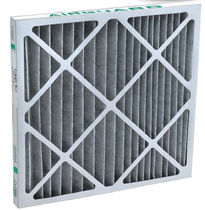 activated carbon pleated panel air filter 500 FPM | Fresh Air Supreme�  Airguard