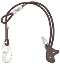 adjustable fall arrest lanyard lifeline max. 2 m | Cresto 2321 Cresto Safety Ab