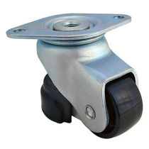 adjustable height leveling caster 132 - 220 lbs Advanced Antivibration Components