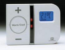 adjustable thermostat 5 - 30 °C, 3 A | ThermoPlus Horstmann