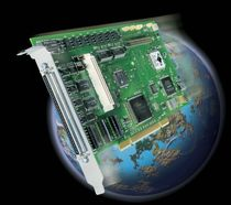 advanced multi-axis programmable motion control card PCI | POSYS® 1900 Series POSYS Motion Control GmbH & Co.KG