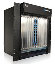 advancedTCA chassis (advanced telecom computing architecture) 13U, max. 12 slots | OM9140-40G Kontron America
