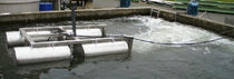 aerator for water treatment  AQUASYSTEMS INTERNATIONAL N.V.