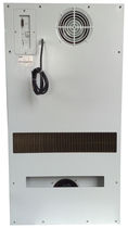 air/air heat exchanger for enclosure air conditioning 30 - 180 W/K | HRUC E series Suzhou Huarui Thermal Control Technology Co.,Ltd