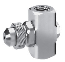 "air atomizing nozzle 1/8"" - 1/4"", 0.55 - 58.1 gph 