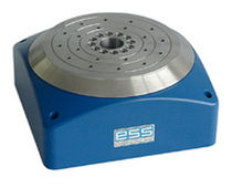 air bearing rotary positioning stage max. 3500 N | PMT series ess Mikromechanik GmbH