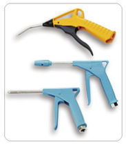 air blow-gun ErgoGUN, GUN series Atlas Copco Applications Industrielles