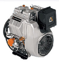 air cooled diesel engine 12 kW, 16.3 HP | 25 LD 330-2 LOMBARDINI