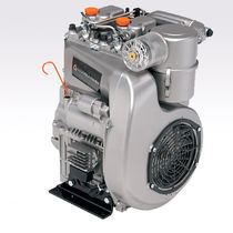 air cooled multi cylinder diesel engine 16.8 kW, 22.8 HP | 12 LD 477-2 LOMBARDINI