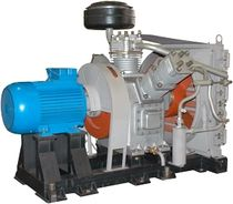 air-cooled piston air compressor (stationary) 1 m3/min, max. 4 MPa | VShV-1/40 Ural Compressor Plant, JSC