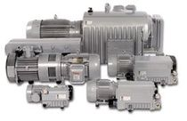 air-cooled rotary vane vacuum pump 25 - 1600 m³/h | R 5 series Busch