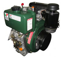 air cooled single cylinder diesel engine 2.1 - 6.3 kW | K series LISTER PETTER