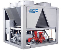 air cooled water chiller with scroll compressor -20 - 125 °F | 30RB  AEC, Inc. - ACS Group