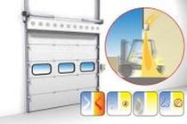 air curtain  EASILIFT LOADING SYSTEMS