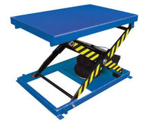 air-cushion scissor lift table 1 000 - 4 000 lb | ABLT series Vestil Manufacturing