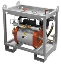 air driven pressure test unit max. 1 780 bar, 17 l/min | WPS-320 RESATO High pressure technology