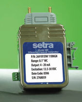 air-gas differential pressure flow-meter max. 2 psi | Model 269 SETRA
