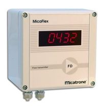 air-gas differential pressure flow-meter MF-PD ver 3 Micatrone AB
